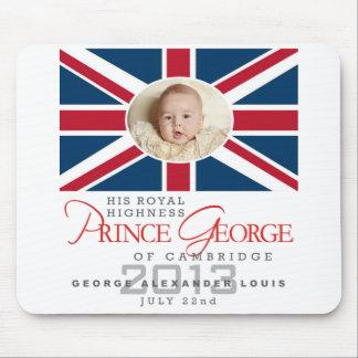 Príncipe George - Guillermo y Kate Tapete De Ratón