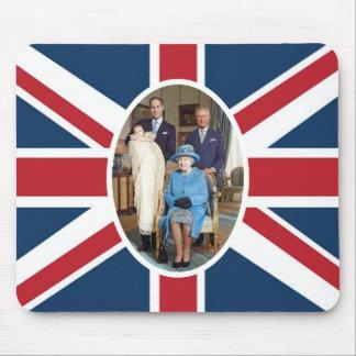 Príncipe George - Guillermo y Kate Alfombrillas De Raton
