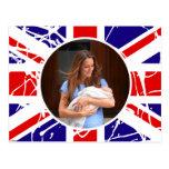 Príncipe George Royal Baby Postales