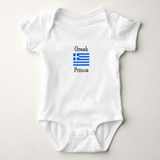 Príncipe griego playera