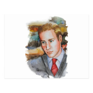 Príncipe Guillermo de PMACarlson Postal