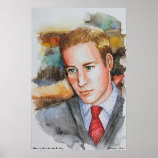 Príncipe Guillermo Poster de PMACarlson