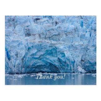 Príncipe Guillermo Sound Glacier Postal