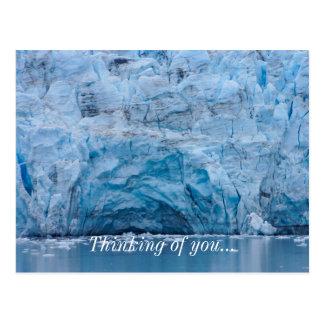 Príncipe Guillermo Sound Glacier Postales