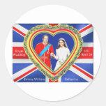 Príncipe Guillermo y boda real de Catherine Etiquetas
