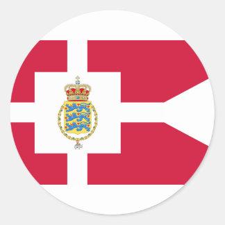 Príncipe heredero de Dinamarca, Groenlandia Etiqueta Redonda