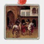 Príncipe indio, palacio de Agra de señor Weeks de  Adornos De Navidad