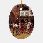 Príncipe indio, palacio de Agra de señor Weeks de  Adorno Para Reyes