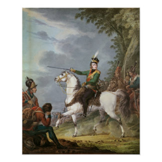 Príncipe José Antonio Poniatowski 1809-13 Póster