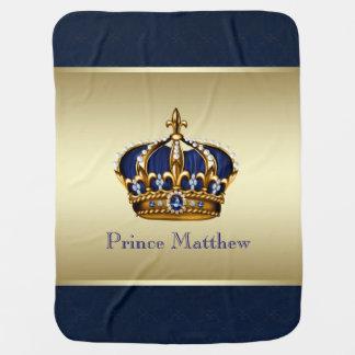 Príncipe Mantas De Bebé