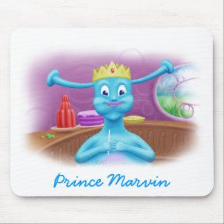 Príncipe Marvin en la tienda de Brita Tapete De Ratones