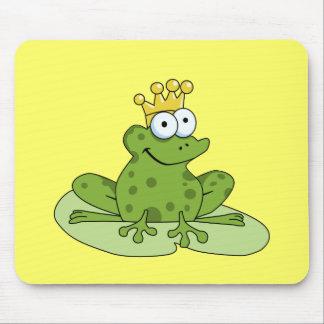 Príncipe Mousepad de la rana Alfombrillas De Raton
