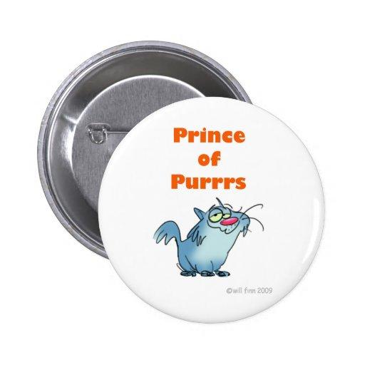 PRÍNCIPE OF PURRRS PINS