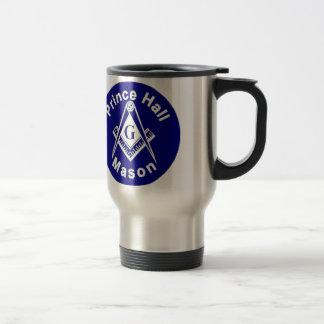 Príncipe Pasillo Masonic Travel Mug Taza De Viaje De Acero Inoxidable
