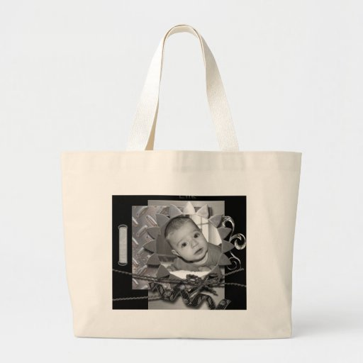 Príncipe pequeno bolsa lienzo