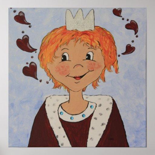 Príncipe pequeño poster