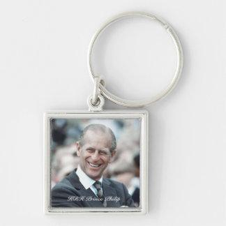 Príncipe Philip 1983 de HRH Llavero Personalizado
