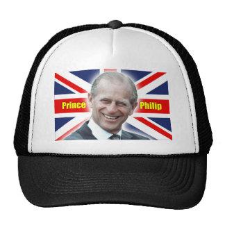 ¡Príncipe Philip de HRH - estupendo! Gorra