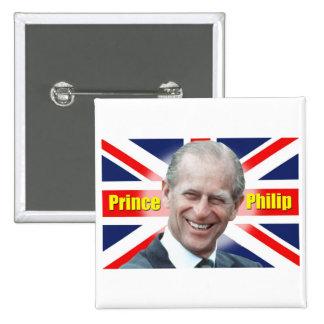 Príncipe Philip de HRH Pin