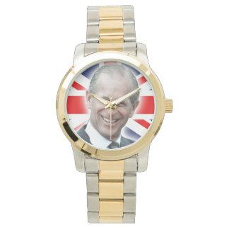 Príncipe Philip de HRH Relojes De Mano