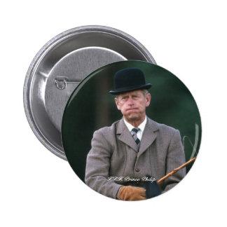 Príncipe Philip Windsor el an o 80 de HRH Pins