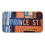 Príncipe placa de calle NYC