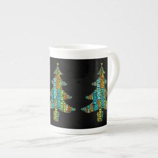 Príncipe poderoso de dios del consejero taza de té