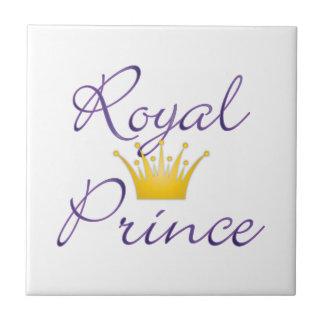 Príncipe real azulejos