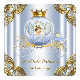 """Príncipe Royal Carriage príncipe fiesta de Invitación 5.25"""" X 5.25"""""""