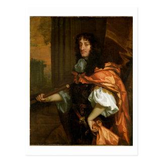 Príncipe Rupert (1619-82), c.1666-71 (aceite en Postal