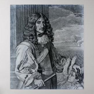 Príncipe Rupert del Rin Póster