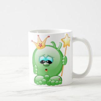 Príncipe sonriente taza de café