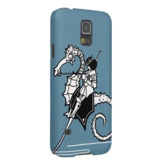 Príncipe y el Seahorse Funda Para Galaxy S5