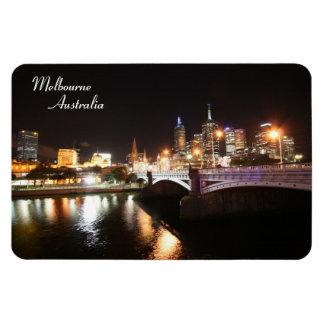 Príncipes Bridge Melbourne Australia - imán
