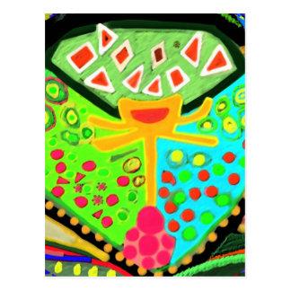 Príncipes Diana Diamond Heart Tarjetas Postales