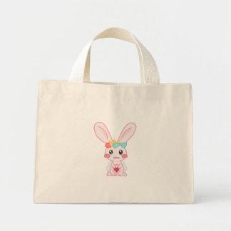 Príncipes Rainbow Striped Bag Bolsa Tela Pequeña