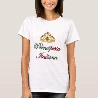 Principessa Italiana (Italian Princess) T-Shirt