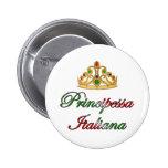 Principessa Italiana (princesa italiana) Pins
