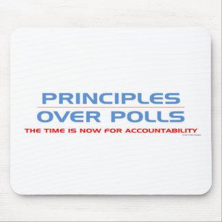 Principios sobre encuestas mousepads