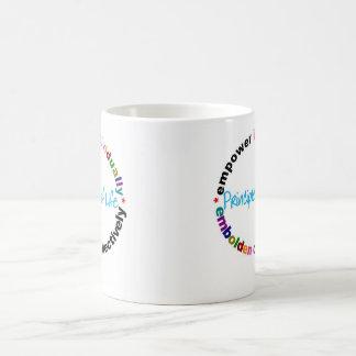 principles of life coffee mug