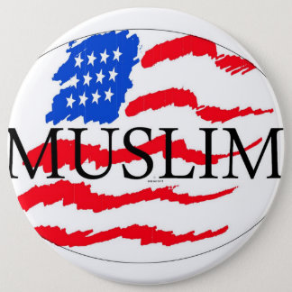 principles of life - muslim american button