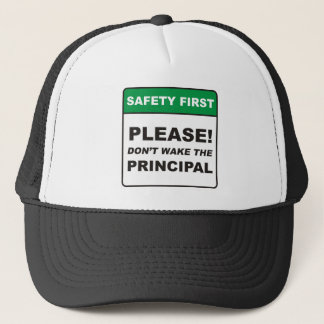 PrincPrincipal / Wake Trucker Hat