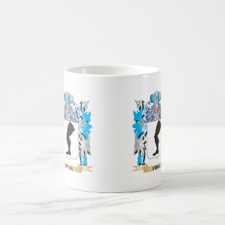 Pring Coat of Arms - Family Crest Classic White Coffee Mug