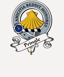 Pringle Clan Badge Tshirt