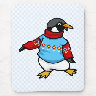 Pringle Penguin Mouse Pad