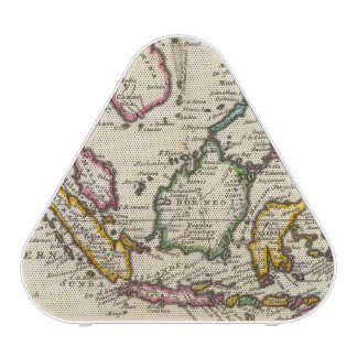 Prinicipal islands of the East Indies Bluetooth Speaker