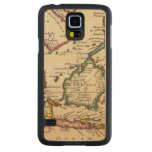 Prinicipal islands of the East Indies Carved® Maple Galaxy S5 Slim Case