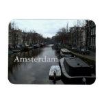 Prinsengracht, Amsterdam Imán De Vinilo