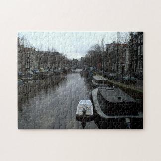 Prinsengracht, Amsterdam Rompecabezas