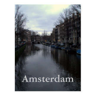 Prinsengracht canal, Amsterdam Post Cards